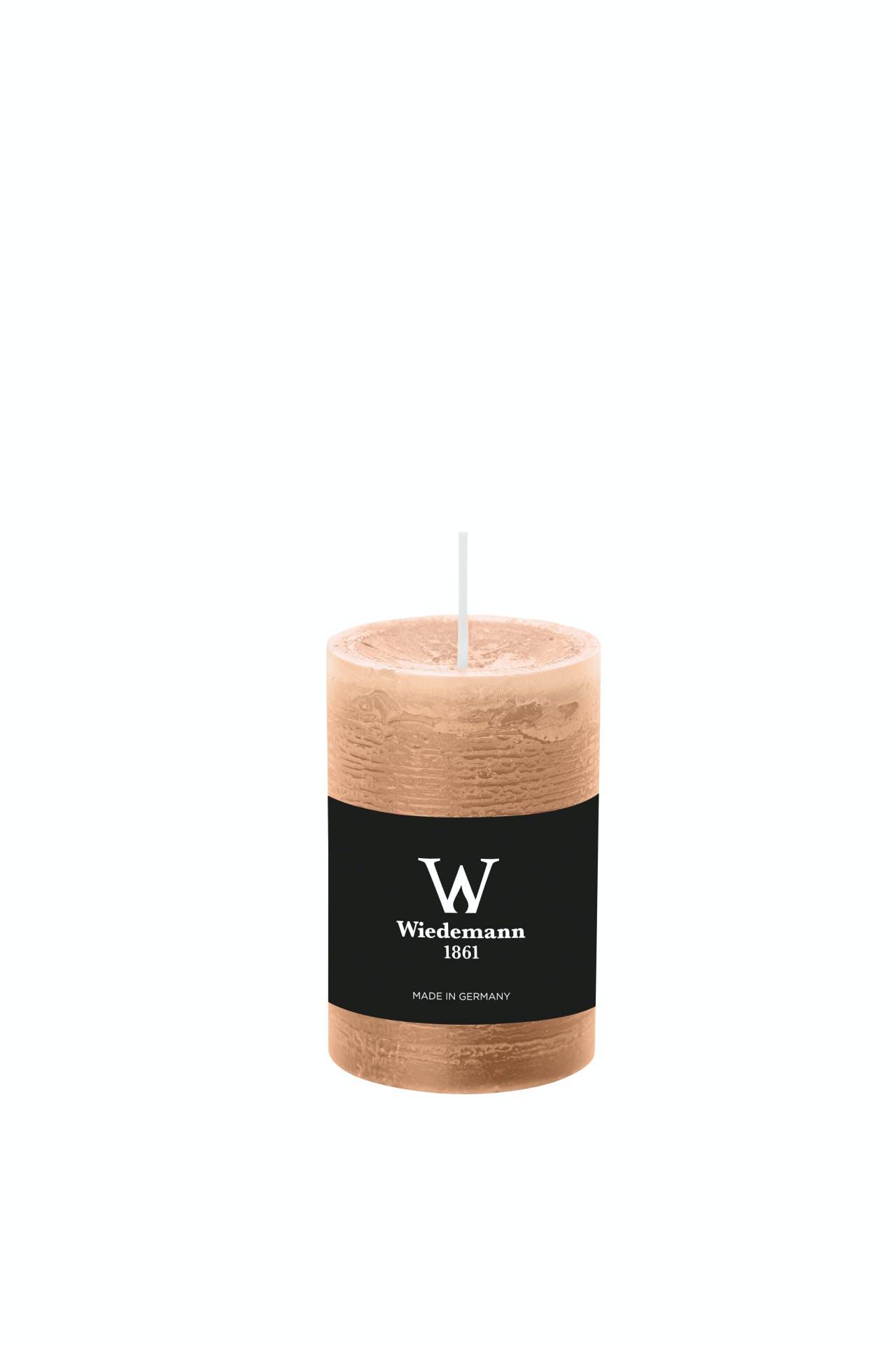 Marble Rustik Kerzen Weiß 120 x Ø 58 mm - Meisterhafte