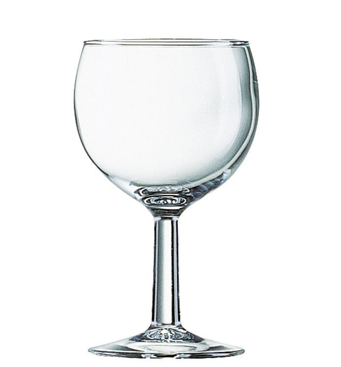 6er Pack Arcoroc 15877 Ballon Rotweinglas 250 ml clair