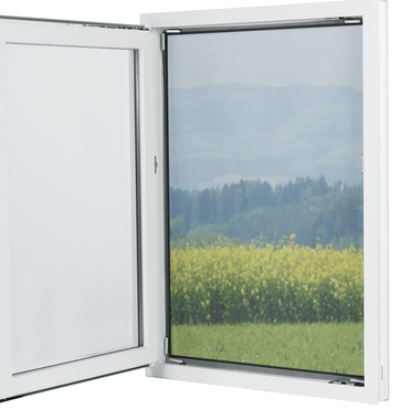 Easymaxx Fenster Moskitonetz Mit Magnetbefestigung 150 X 130cm Schwarz Metro Marktplatz